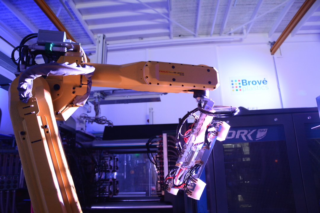Brove-robot